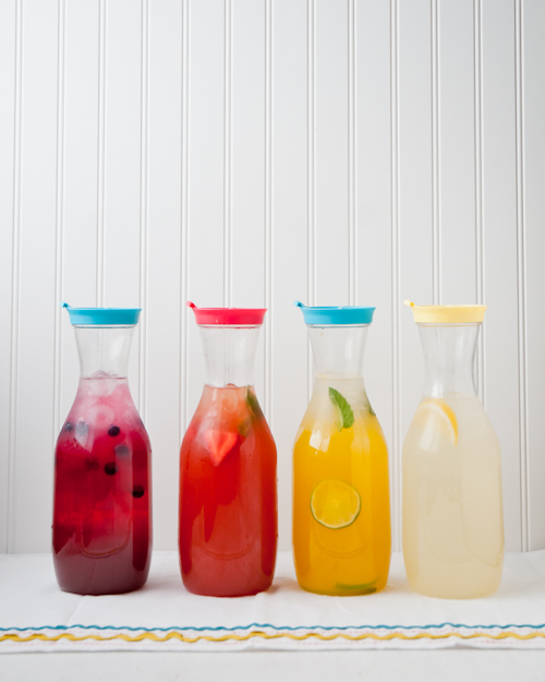 lemonade-101-fruity-flavorsLemonade 101. Everything you need to know to make a perfect pitcher.     Design Mom