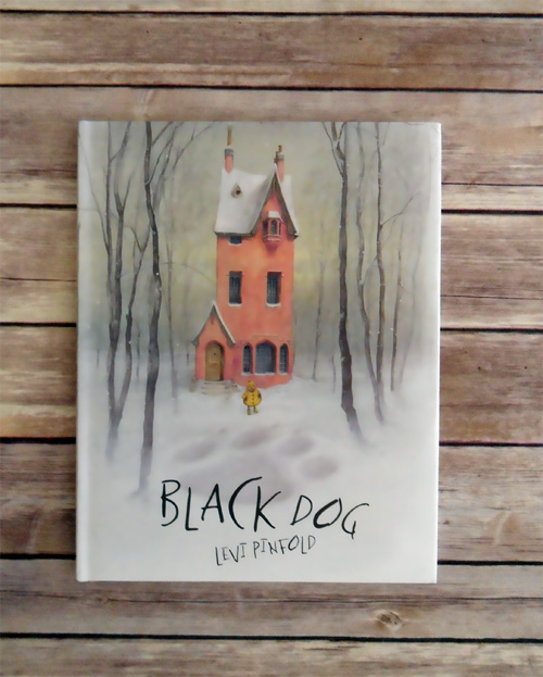 Black Dog by Levi Pinfold