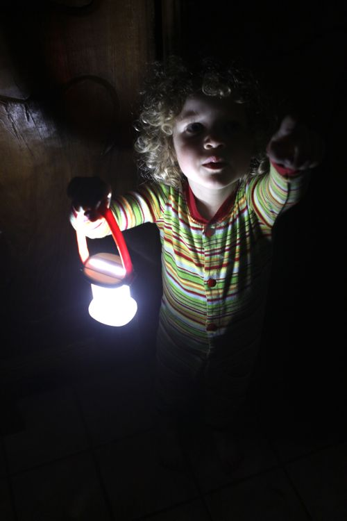 flashlight fun