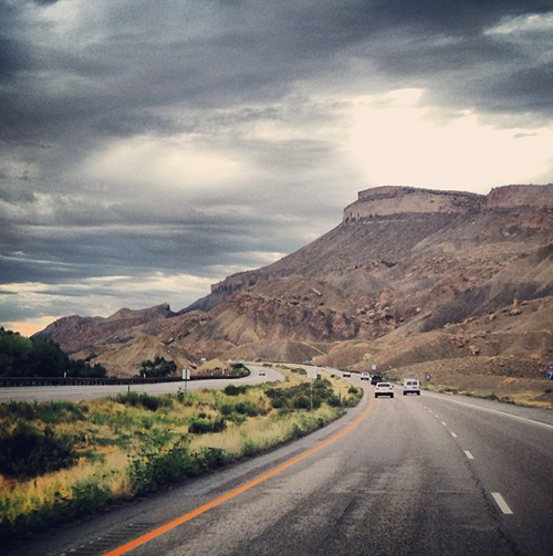 outside of Grand Junction