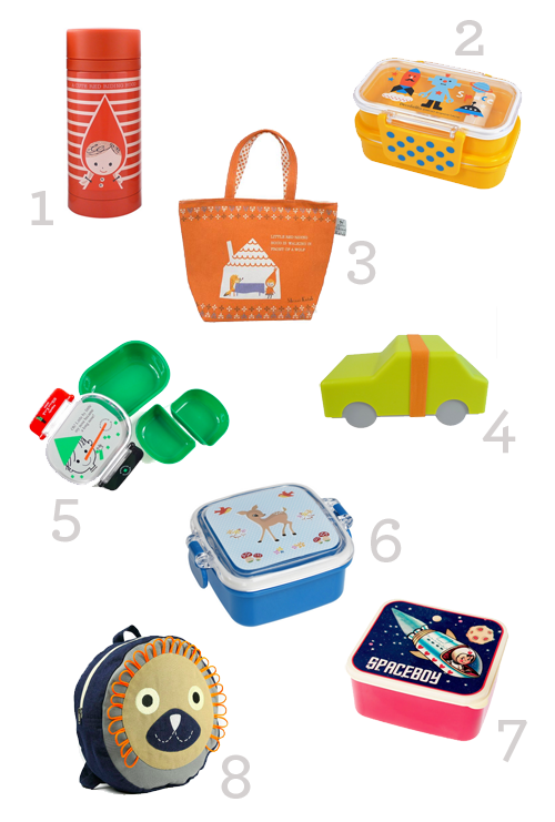The Cutest Back to School Stuff for Preschoolers