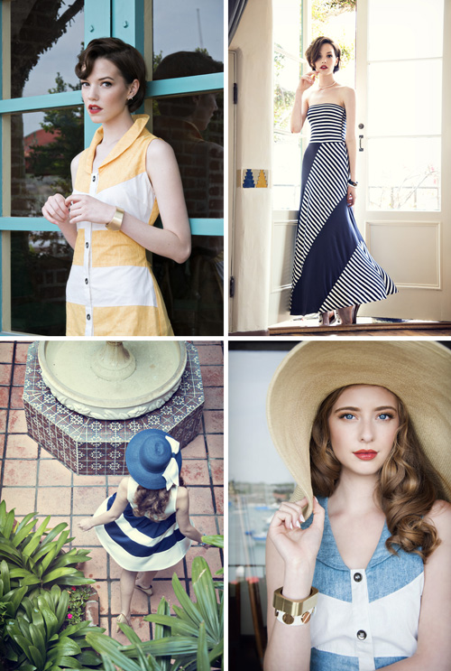 Summer looks from Tailor & Stylist.
