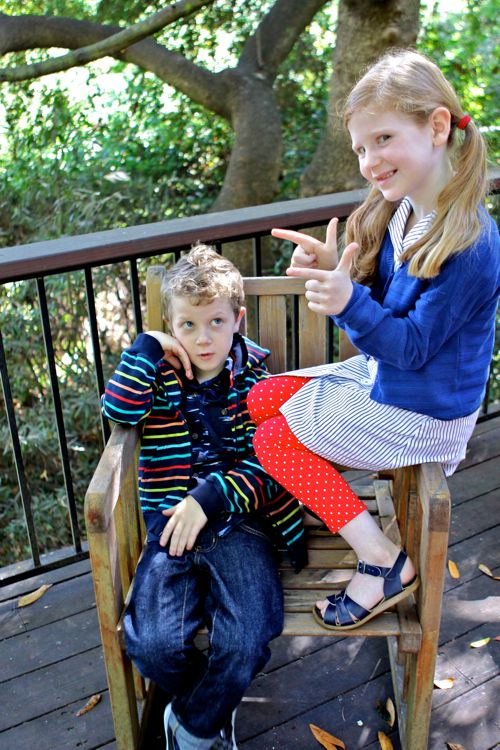 What to Wear to 2nd & 3rd Grade   |   Design Mom