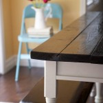 kitchen tables at DesignMom.com