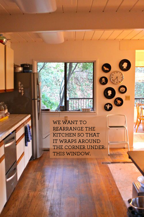 House Remodel: Taking Down A Kitchen Wall   |   Design Mom