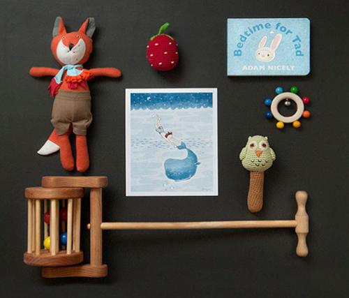 Sweetest items from Brimful Toy Shop