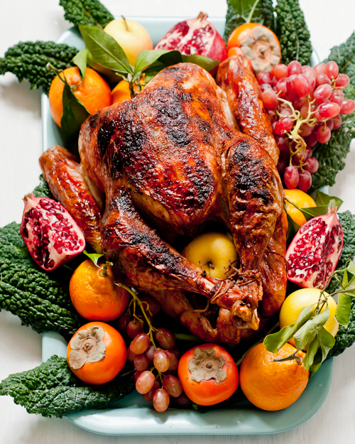 How to Garnish a Turkey   |   Design Mom