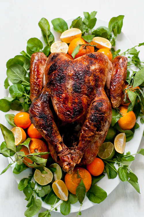 How to Garnish a Turkey | Design Mom & 9 Secrets To Garnishing a Turkey Platter ? Design Mom
