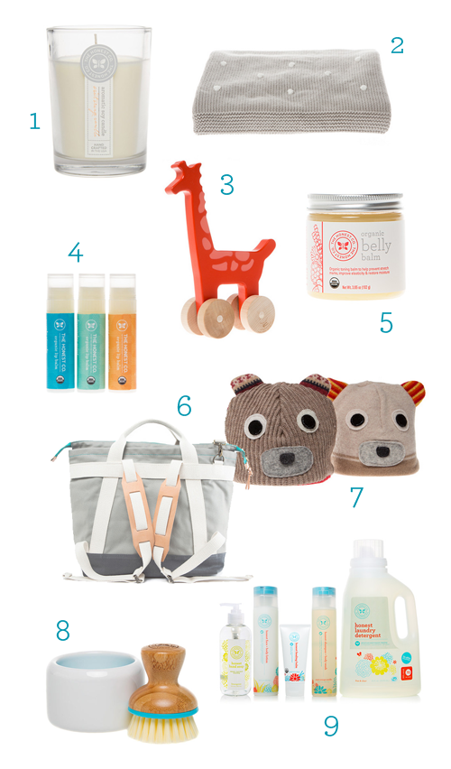 Gift Ideas from The Honest Company