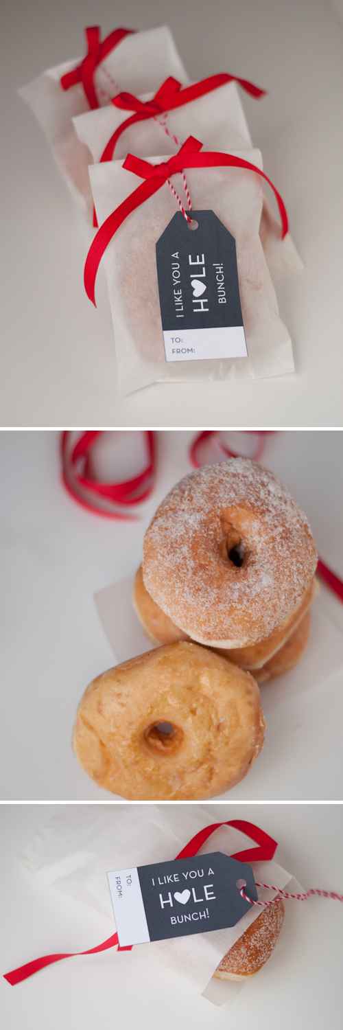 "I Like You a ""Hole"" Bunch.  