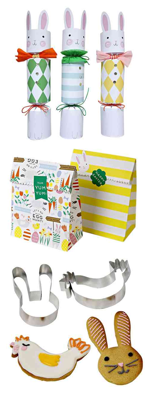Meri Meri Easter 2014 Party Goods