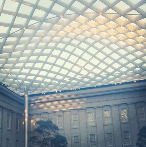 National Portrait Gallery Atrium