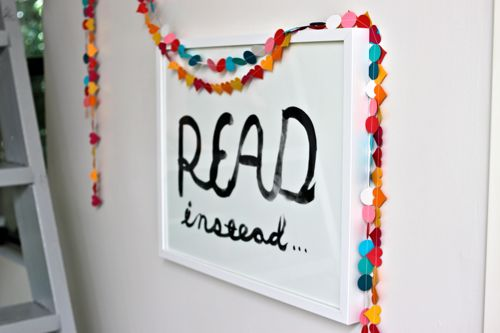 Read instead.