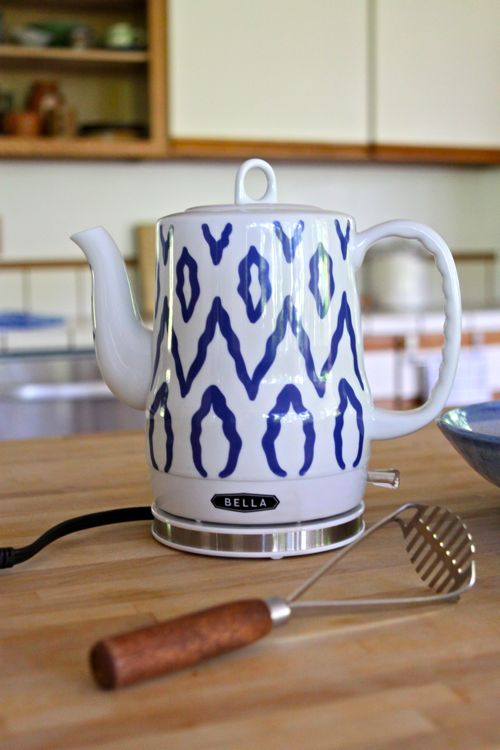 Electric Kettle & Mini Masher