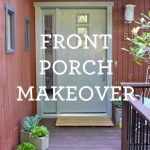 Front Porch Makeover- Title