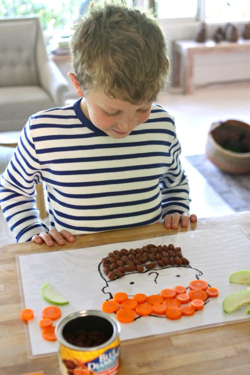 DIY Snack-time Placemats - Free Printable!   |   Design Mom