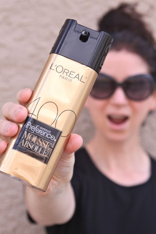 L'Oreal Mousse Absolue Design Mom5