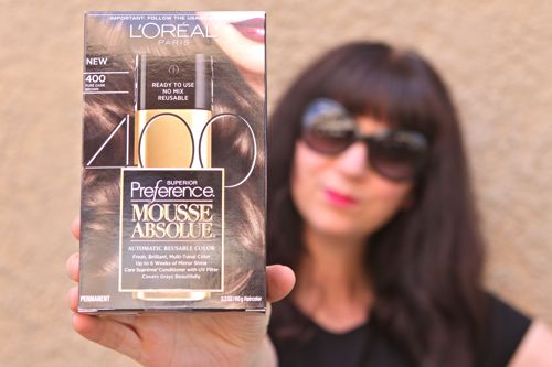 L'Oreal Mousse Absolue Design Mom6