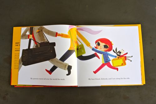 Featured Picture Book: Lately Lily   |   Design Mom