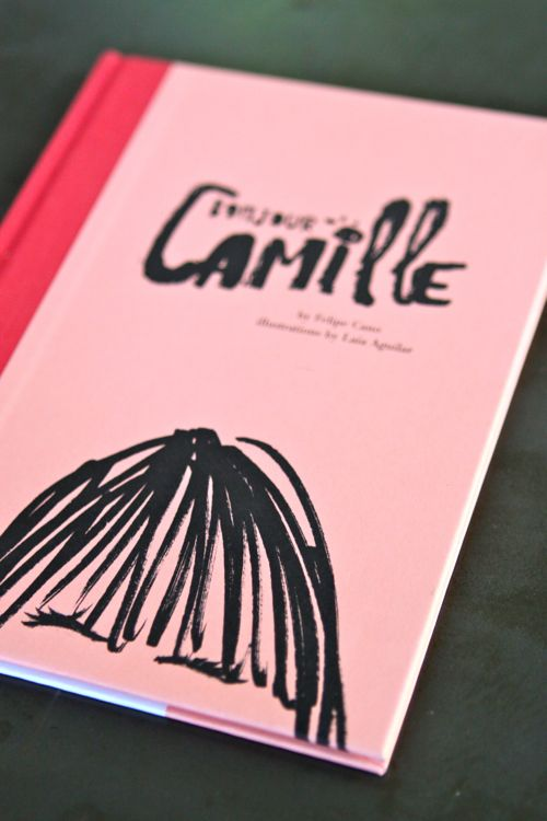 Featured Picture Book: Bonjour Camille   |   Design Mom