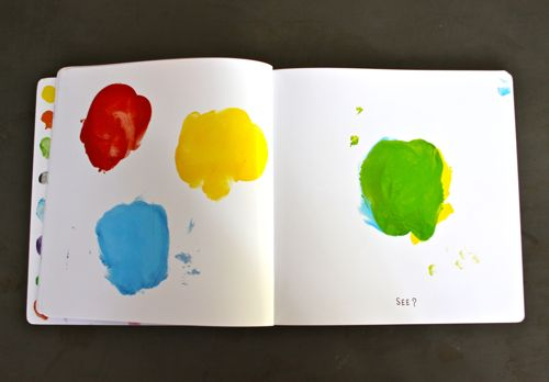 Featured Picture Book:  Mix It Up!   |   Design Mom