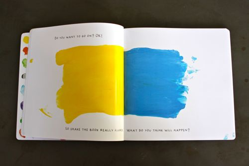 Featured Picture Book:  Mix It Up!       Design Mom