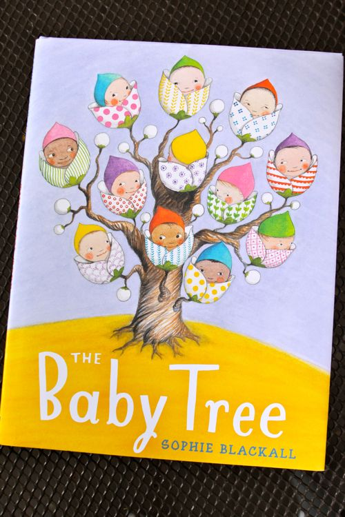 Featured Picture Book: The Baby Tree   |   Design Mom
