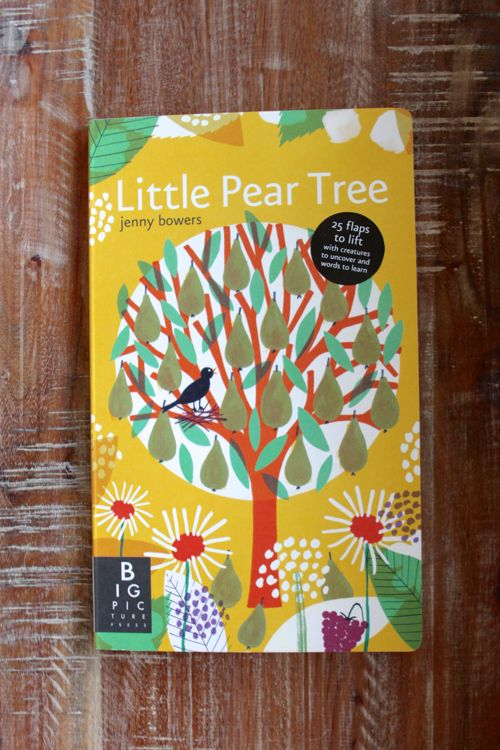 Book of the Week: Little Pear Tree