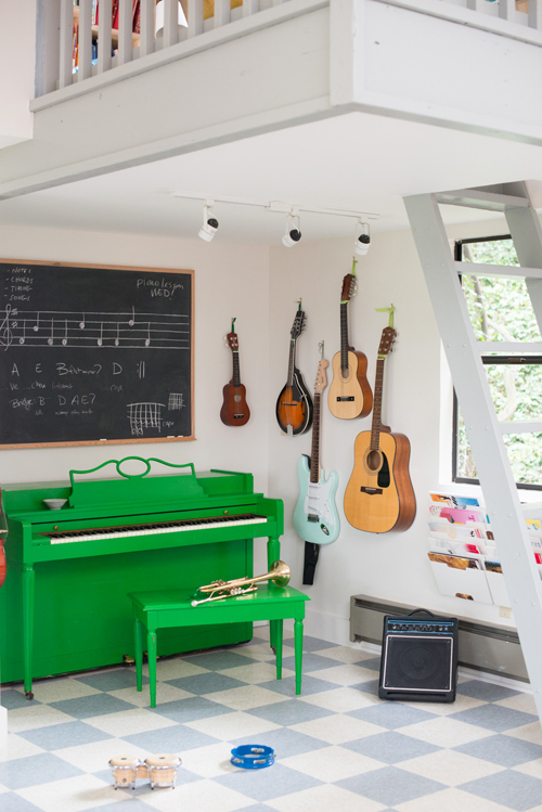 Design Mom Music Nook 1
