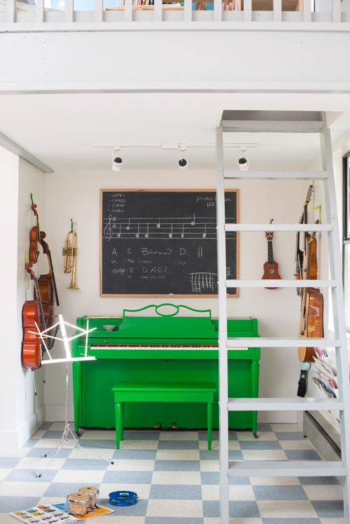 Design Mom Music Nook 3