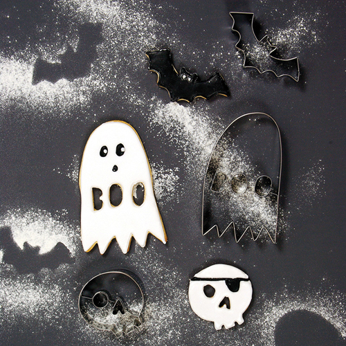 Meri Meri Halloween Cookie Cutters 2014