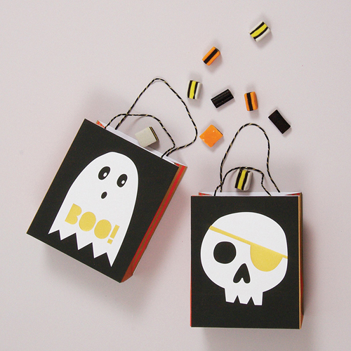 Meri Meri Halloween Treat Bags 2014