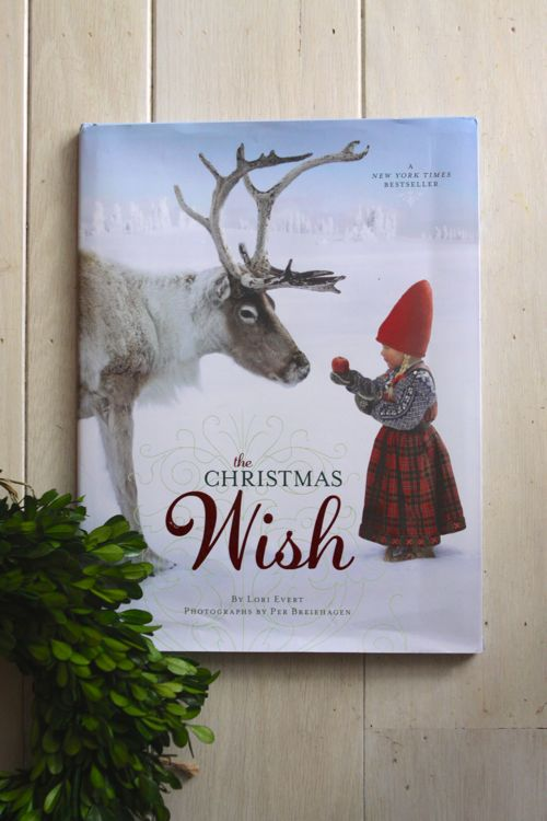 Book of the Week: The Christmas Wish ⋆ Design Mom