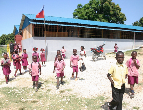 Haiti Partner School 4