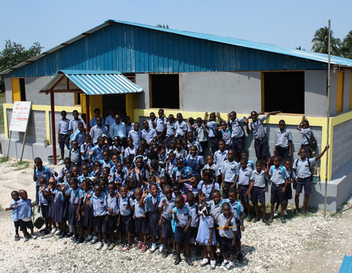 Haiti Partners School 3