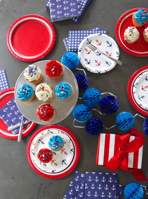 Ideas for a simple graduation party.