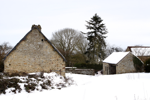 The Cottage Snow08