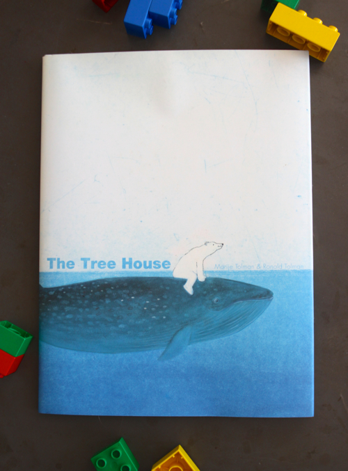 The Treehouse - a wordless picture book