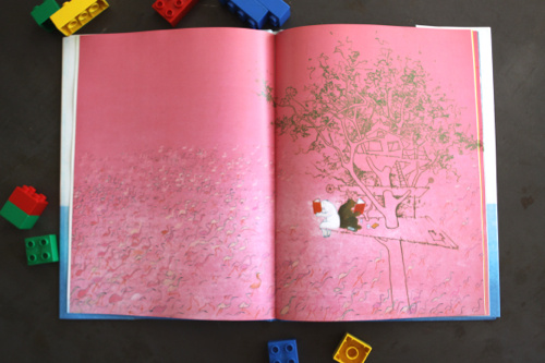 The Treehouse — a wordless picture book