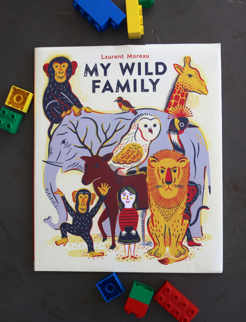 July Picture Books 201507
