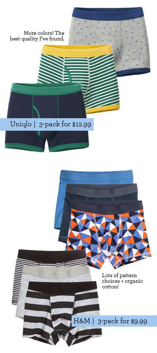 f2024949610b Best Boys Underwear 2015 - Best Kids Underwear featured by popular  lifestyle blogger, Design Mom