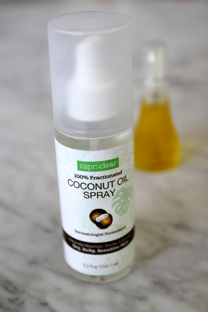This 100% coconut oil is unscented. A perfect moisture base for layering scents on top. And soothing for eczema too!