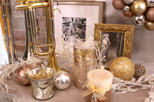 One Holiday Entry, Three Ways - see the same space, transformed for the holidays, in 3 different styles.