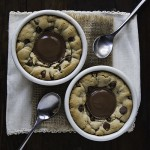 Just the right size! Dessert for Two: Peanut Butter Cup Deep Dish Cookies | Design Mom