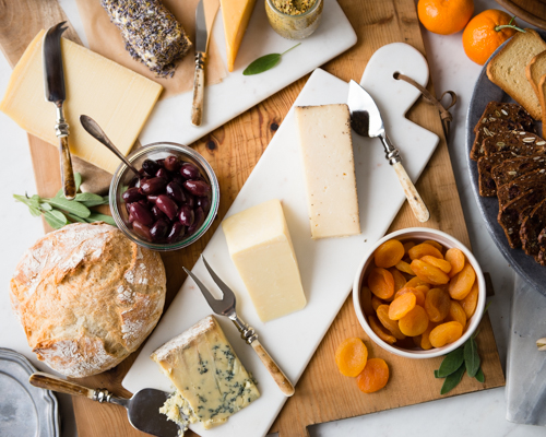 Cheese Platter for the holidays