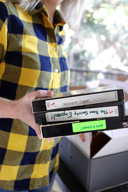 Bring your memories into the digital age! Send your photo negatives and old camcorder tapes to Legacybox.