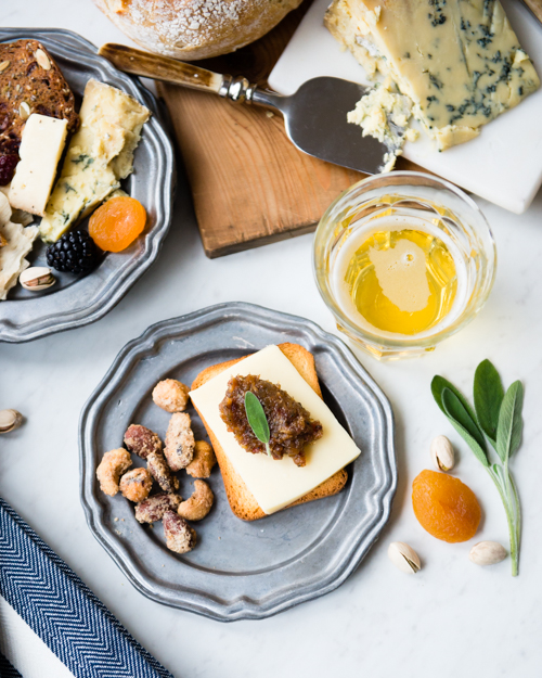 cheese appetizer plates