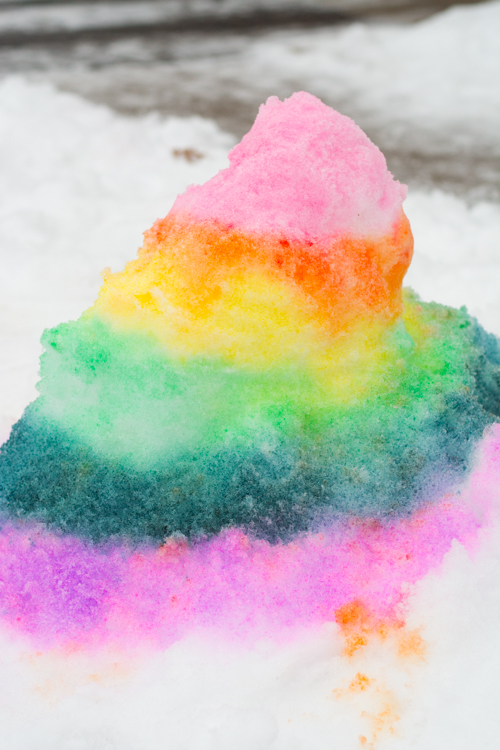 how-to-make-snow-paint 1