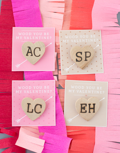 Wood You Be My Valentine? | Design Mom