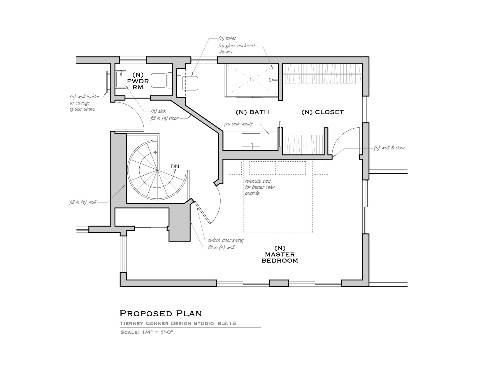 Master bedroom drawing - Above You Can See The Floorplan As It Exists Now And Below Is The Floorplan As It Will Be After We Re Done Click On The Floorplans If You Want To See